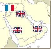 中東諸国の歴史
